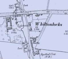 Whilton-locks-map2